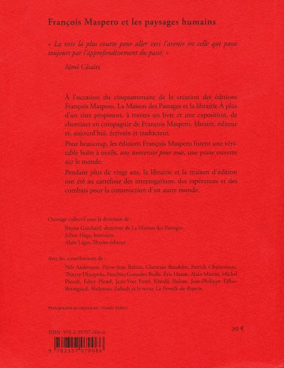 Francois Maspero et les paysages humains scan CVL2