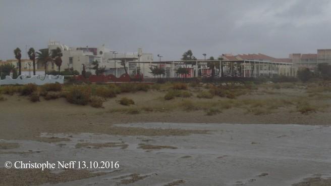 Vue sur le Kyklos matin du 13.10.2016