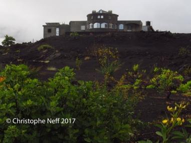 Casa d'Alzindo & Laetitia (Fogo 10.11.2017)