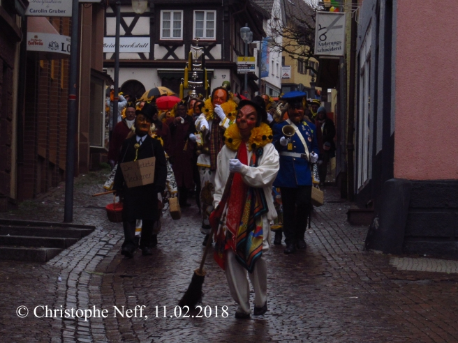 Hanselsprung Schramberg 2018  B1 (11.02.2018)