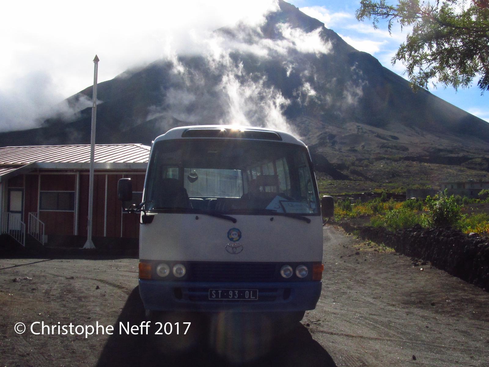notre Bus à Portela (10.11.2017)