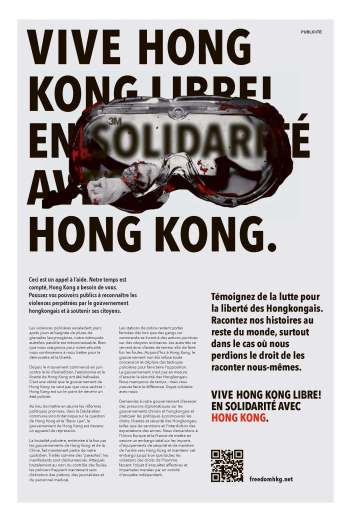Vive Hong Kong 20190820_Le Monde_page_07