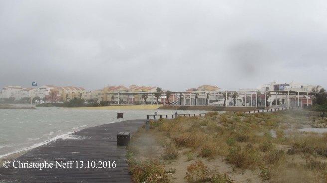 Vue sur le Kyklos après-midi du 13.10.2016