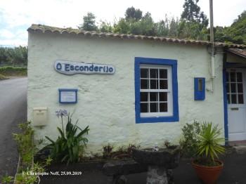 O Esconderijo à Cedros (25.09.2019)