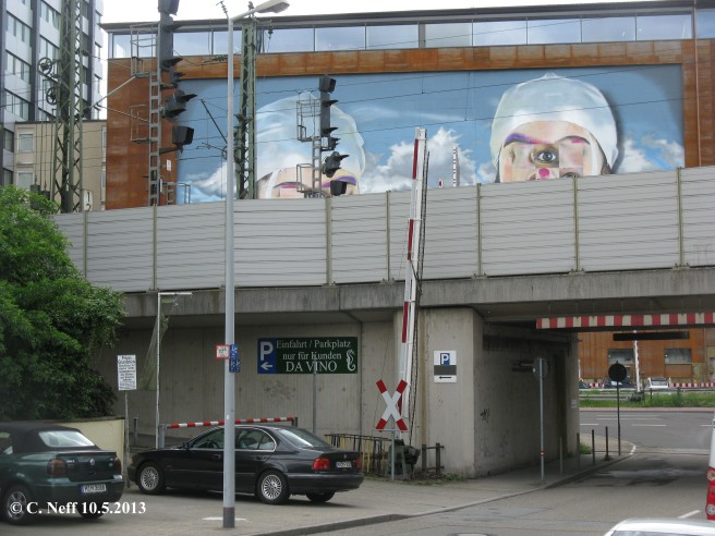 Paysages urbains - Mannheim Hafen