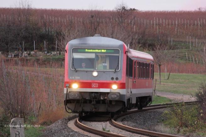 628 -599 bei Herxheim 22.11.2015 B11