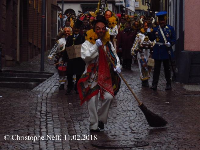 Hanselsprung Schramberg 2018  B2 (11.02.2018)