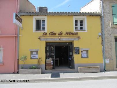 Entrez libres - au clus de Ninon 2.6.2012