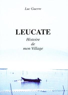 Luc guerre -leucate - histoire de mon village Buchdeckel Vorderseite
